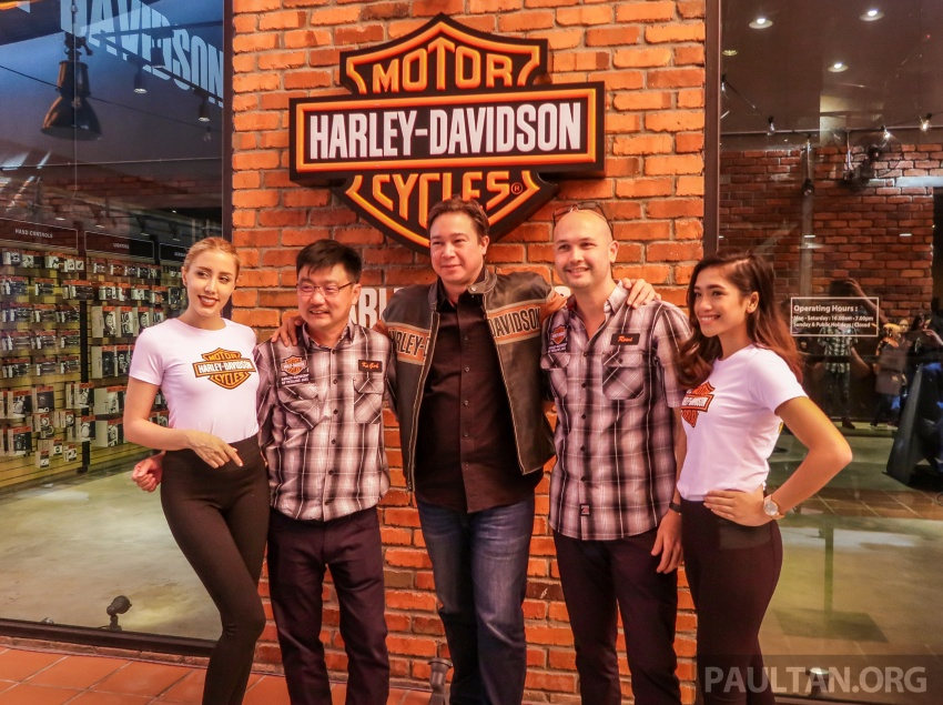 Harley-Davidson of Petaling Jaya officially opens Image #788962