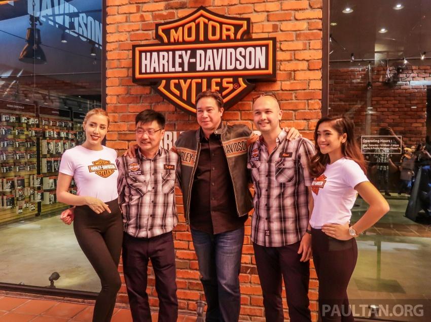 Harley-Davidson of Petaling Jaya officially opens Image #788962