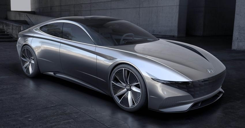 Hyundai Le Fil Rouge dedah rekaan masa hadapan Image #788579