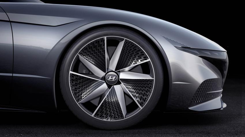 Hyundai Le Fil Rouge dedah rekaan masa hadapan Image #788589