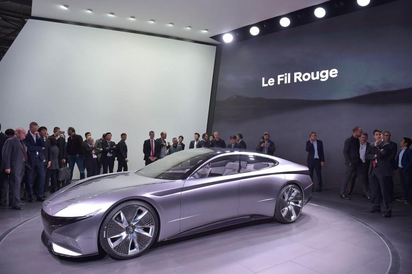 Hyundai Le Fil Rouge dedah rekaan masa hadapan Image #788595