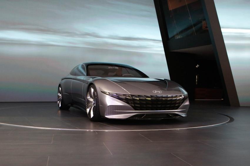 Hyundai Le Fil Rouge dedah rekaan masa hadapan Image #788597