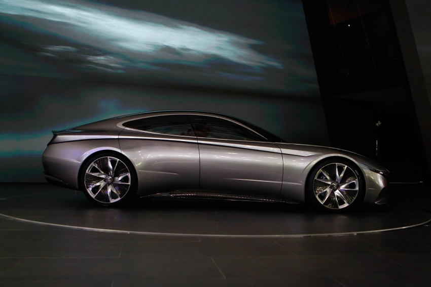 Hyundai Le Fil Rouge dedah rekaan masa hadapan Image #788599