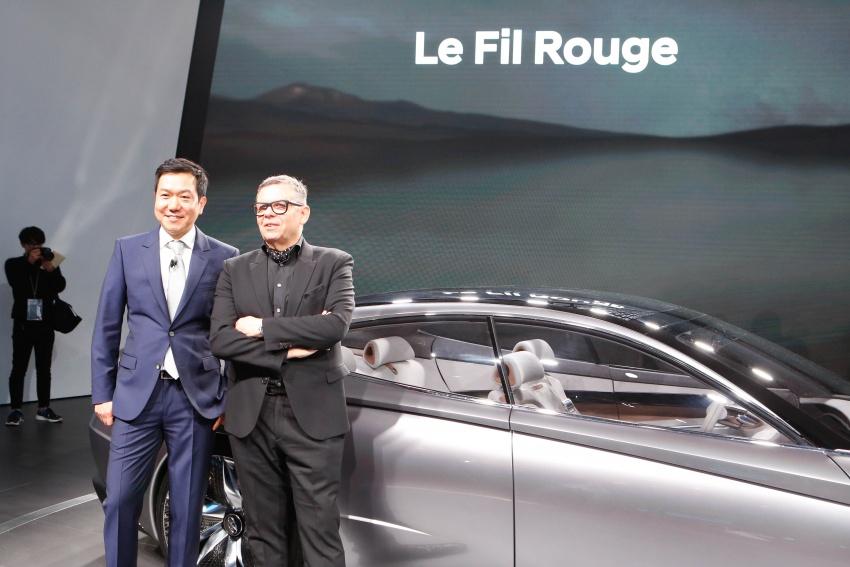 Hyundai Le Fil Rouge dedah rekaan masa hadapan Image #788603