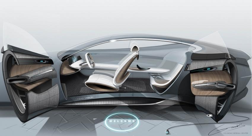 Hyundai Le Fil Rouge dedah rekaan masa hadapan Image #788611