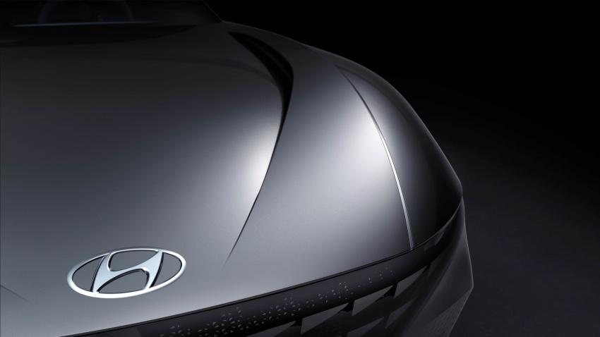 Hyundai Le Fil Rouge dedah rekaan masa hadapan Image #788587