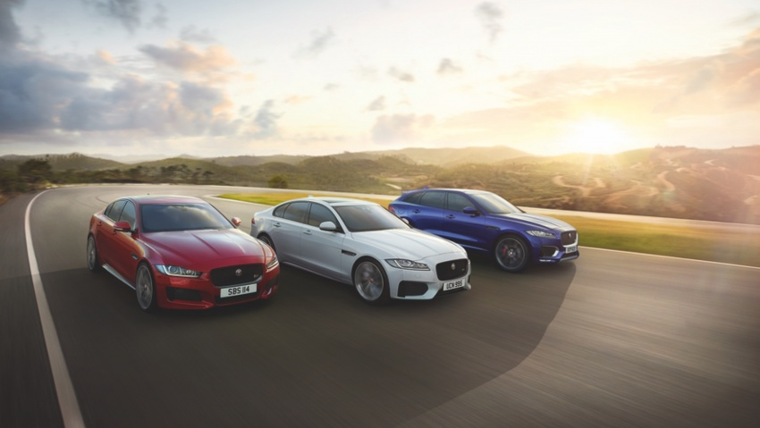 """Jaguar """"Art of Performance"""" Tour lands in Malaysia – March 16 to 18 at the Setia City Convention Centre Image #789165"""