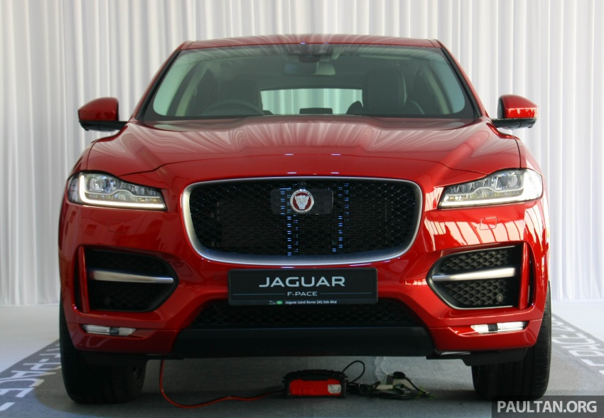 Jaguar F-Pace 2.0L Ingenium di M'sia – bawah RM500k Image #793213