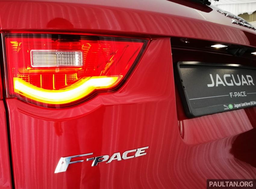Jaguar F-Pace 2.0L Ingenium di M'sia – bawah RM500k Image #793215
