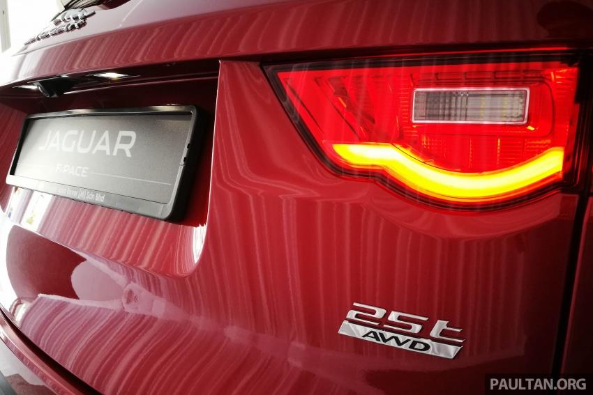 Jaguar F-Pace 2.0L Ingenium in M'sia, under RM500k Image #792123