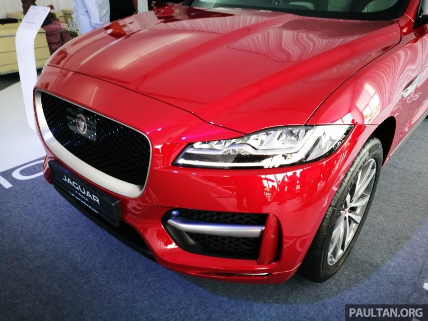 Jaguar F-Pace 2.0L Ingenium di M'sia – bawah RM500k Image #793206