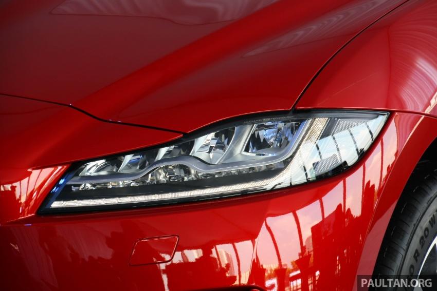 Jaguar F-Pace 2.0L Ingenium in M'sia, under RM500k Image #792125