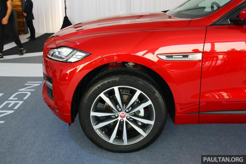Jaguar F-Pace 2.0L Ingenium in M'sia, under RM500k Image #792126