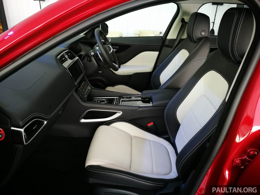 Jaguar F-Pace 2.0L Ingenium di M'sia – bawah RM500k Image #793225