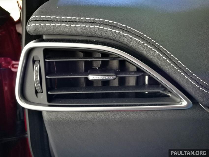 Jaguar F-Pace 2.0L Ingenium in M'sia, under RM500k Image #792132