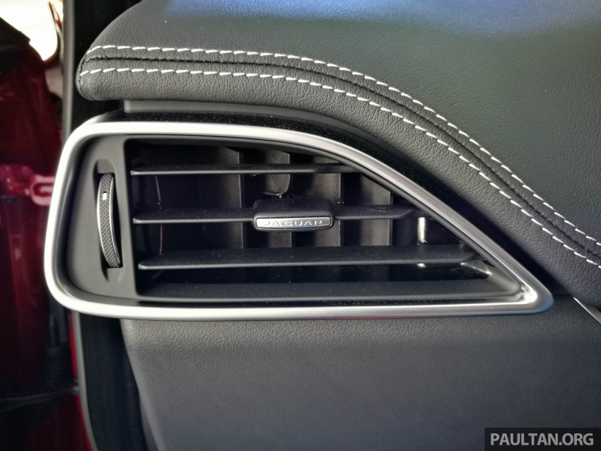 Jaguar F-Pace 2.0L Ingenium di M'sia – bawah RM500k Image #793227