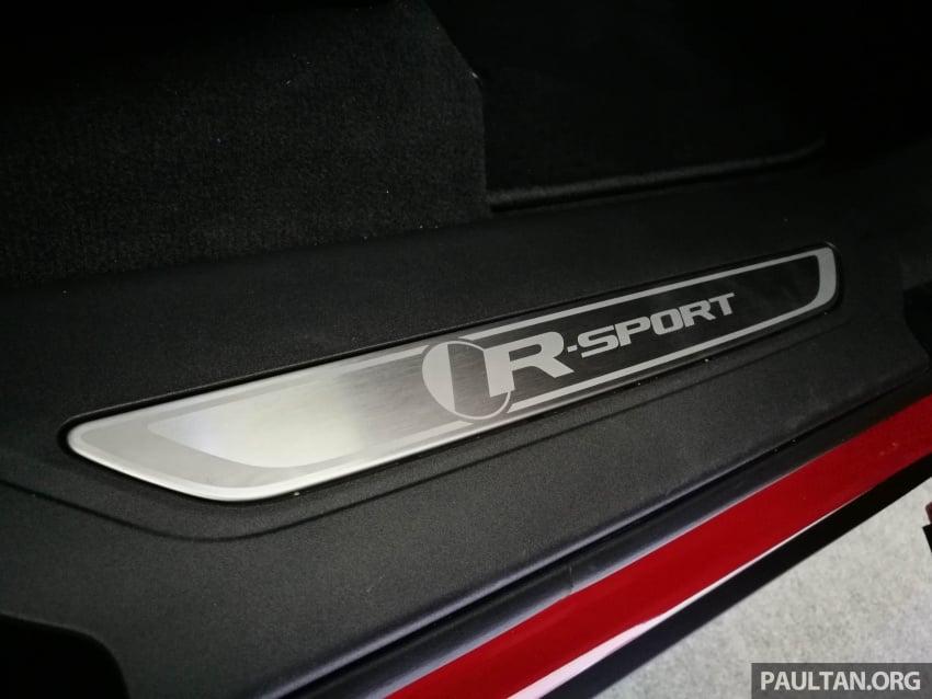 Jaguar F-Pace 2.0L Ingenium di M'sia – bawah RM500k Image #793230