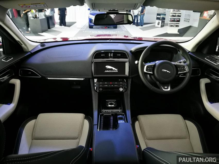 Jaguar F-Pace 2.0L Ingenium in M'sia, under RM500k Image #792143