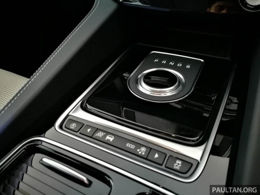 Jaguar F-Pace 2.0L Ingenium di M'sia – bawah RM500k Image #793238