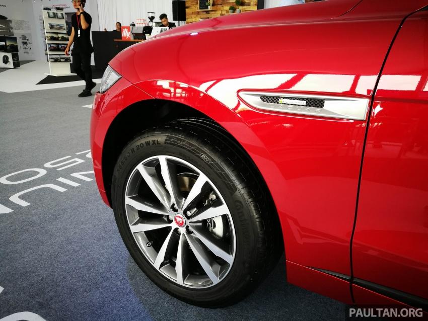 Jaguar F-Pace 2.0L Ingenium di M'sia – bawah RM500k Image #793208