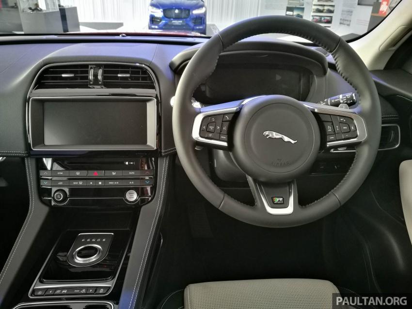 Jaguar F-Pace 2.0L Ingenium di M'sia – bawah RM500k Image #793239