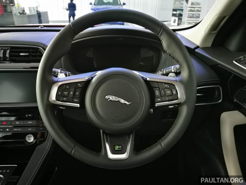 Jaguar F-Pace 2.0L Ingenium di M'sia – bawah RM500k Image #793240