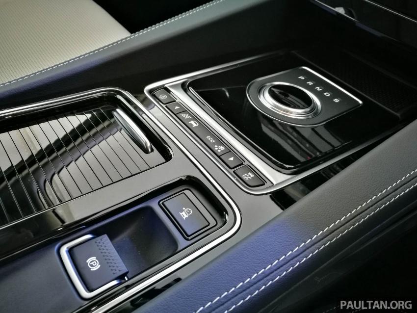Jaguar F-Pace 2.0L Ingenium di M'sia – bawah RM500k Image #793241