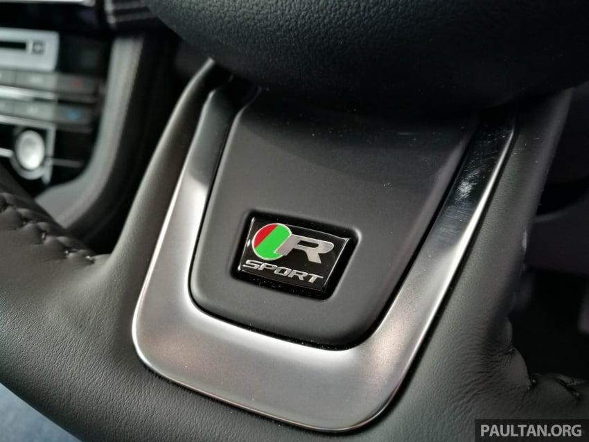 Jaguar F-Pace 2.0L Ingenium in M'sia, under RM500k Image #792154
