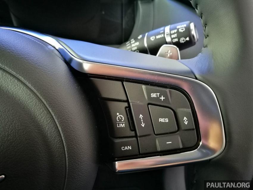 Jaguar F-Pace 2.0L Ingenium di M'sia – bawah RM500k Image #793250