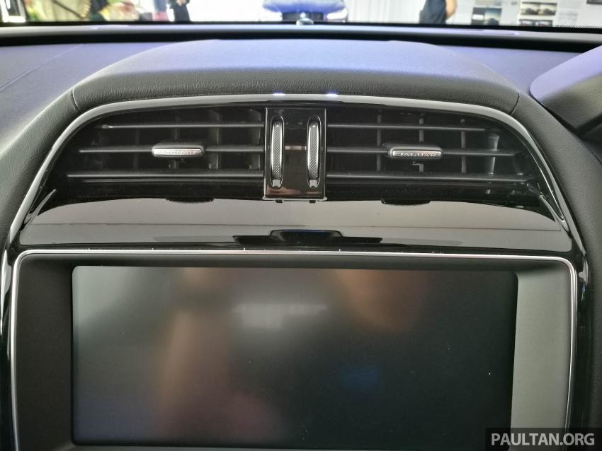 Jaguar F-Pace 2.0L Ingenium in M'sia, under RM500k Image #792155