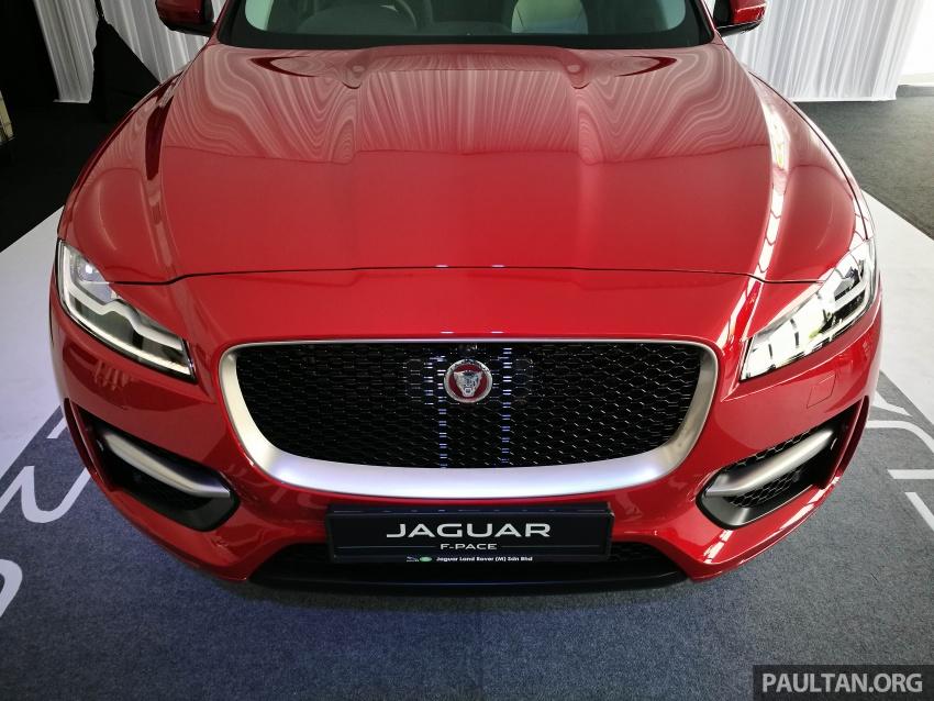Jaguar F-Pace 2.0L Ingenium in M'sia, under RM500k Image #792118