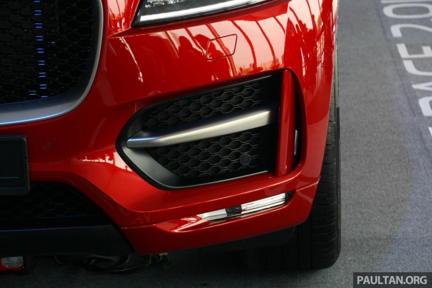 Jaguar F-Pace 2.0L Ingenium di M'sia – bawah RM500k Image #793258