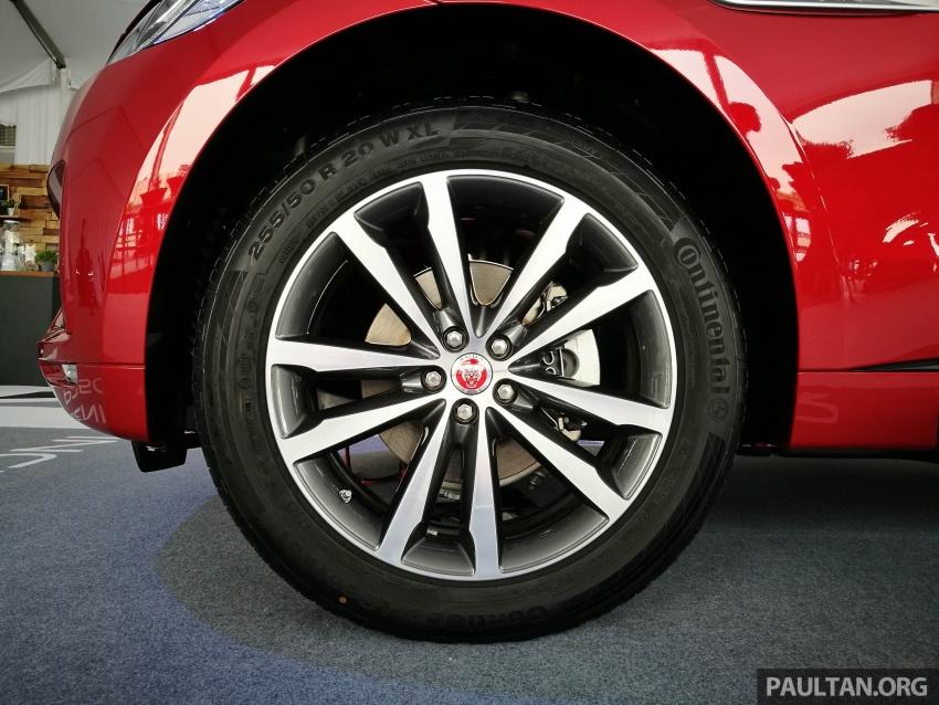 Jaguar F-Pace 2.0L Ingenium in M'sia, under RM500k Image #792167