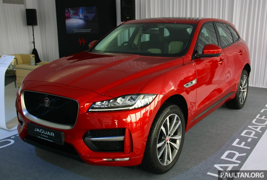 Jaguar F-Pace 2.0L Ingenium di M'sia – bawah RM500k Image #793263