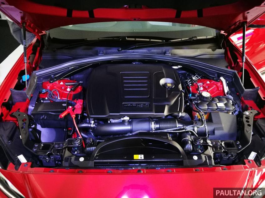 Jaguar F-Pace 2.0L Ingenium in M'sia, under RM500k Image #792172