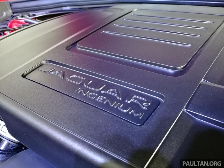 Jaguar F-Pace 2.0L Ingenium in M'sia, under RM500k Image #792177