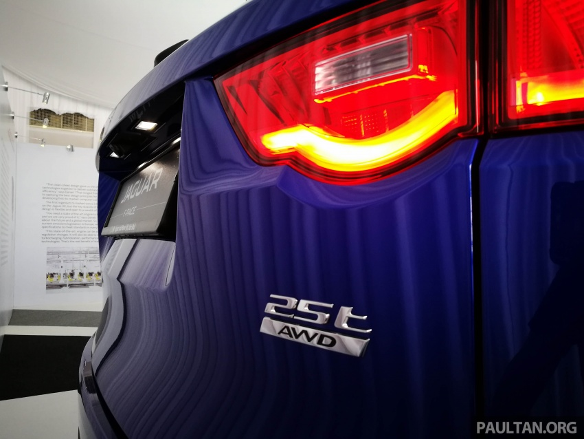 Jaguar F-Pace 2.0L Ingenium di M'sia – bawah RM500k Image #793273