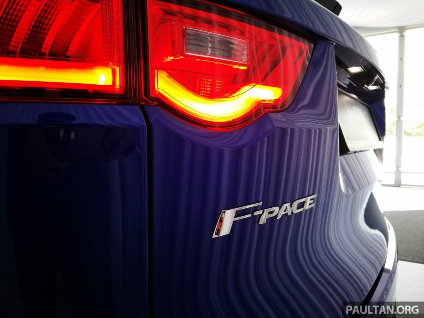 Jaguar F-Pace 2.0L Ingenium di M'sia – bawah RM500k Image #793274