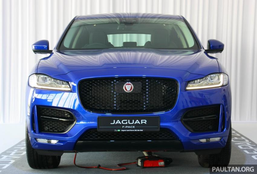 Jaguar F-Pace 2.0L Ingenium di M'sia – bawah RM500k Image #793276