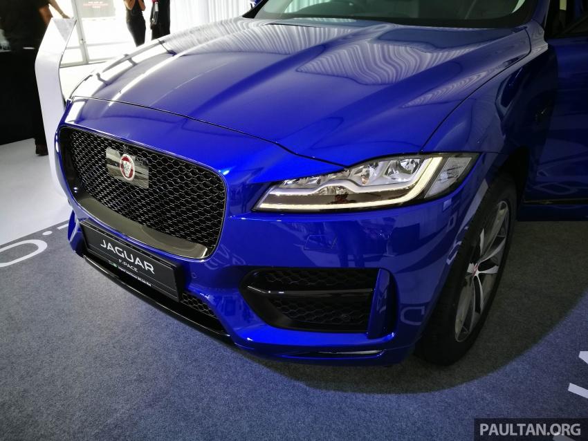 Jaguar F-Pace 2.0L Ingenium di M'sia – bawah RM500k Image #793265