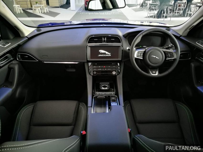 Jaguar F-Pace 2.0L Ingenium in M'sia, under RM500k Image #792378