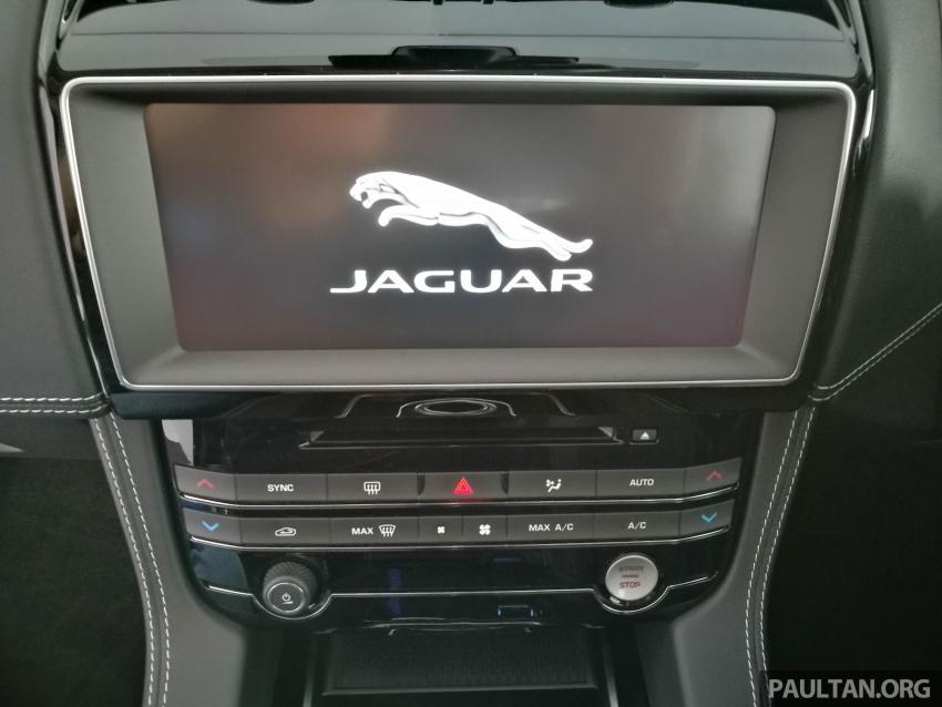 Jaguar F-Pace 2.0L Ingenium in M'sia, under RM500k Image #792379