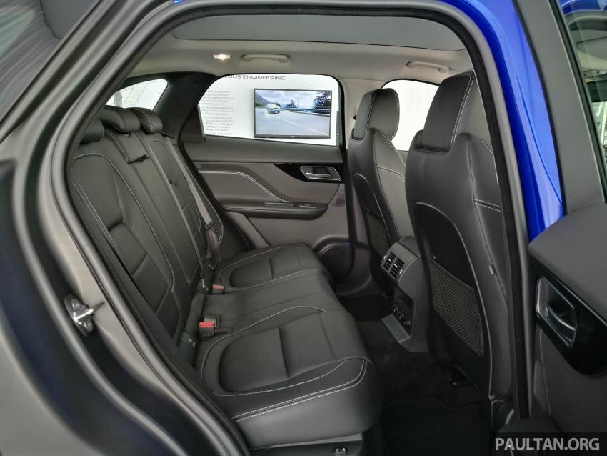 Jaguar F-Pace 2.0L Ingenium in M'sia, under RM500k Image #792383