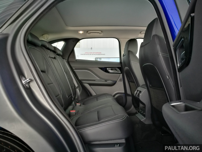 Jaguar F-Pace 2.0L Ingenium in M'sia, under RM500k Image #792384