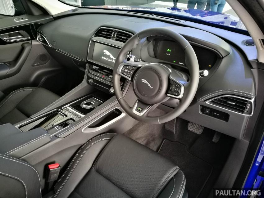 Jaguar F-Pace 2.0L Ingenium di M'sia – bawah RM500k Image #793282