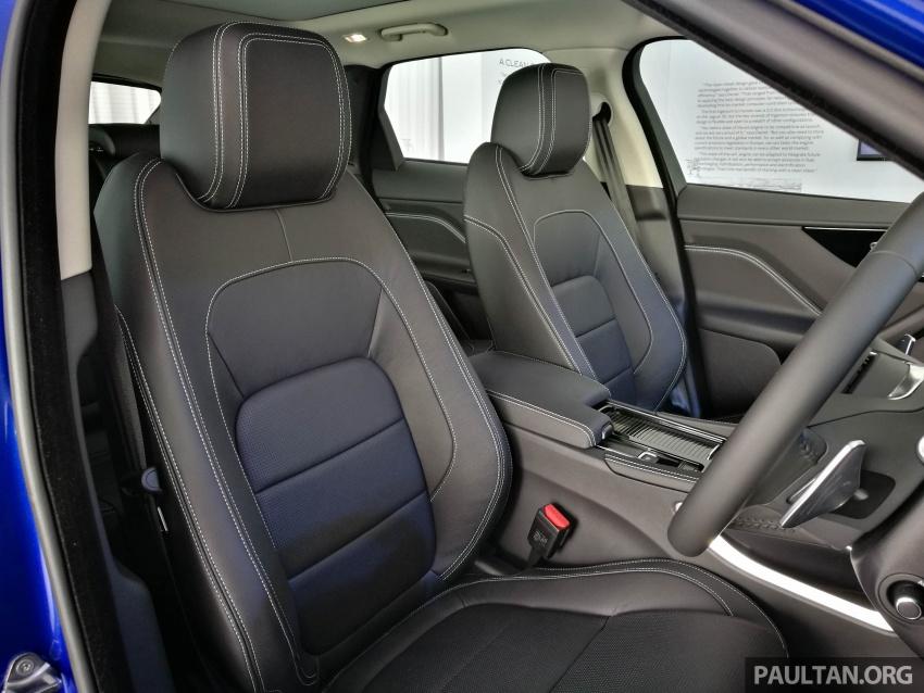 Jaguar F-Pace 2.0L Ingenium in M'sia, under RM500k Image #792388