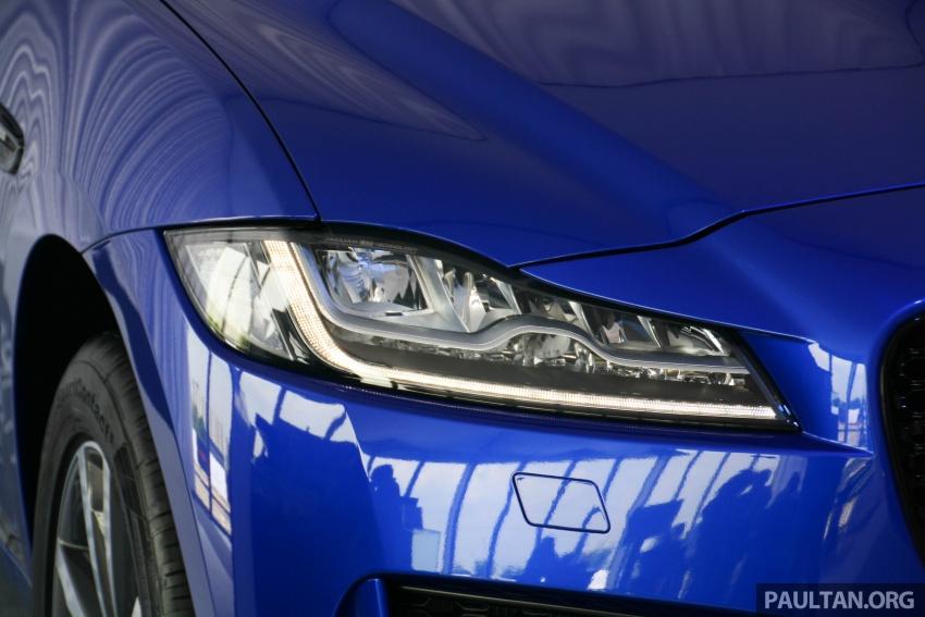 Jaguar F-Pace 2.0L Ingenium di M'sia – bawah RM500k Image #793289