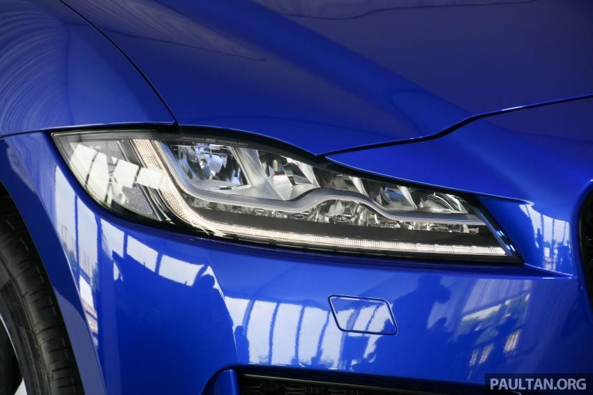 Jaguar F-Pace 2.0L Ingenium in M'sia, under RM500k Image #792338