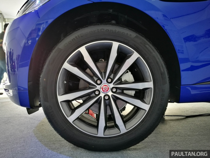 Jaguar F-Pace 2.0L Ingenium di M'sia – bawah RM500k Image #793293