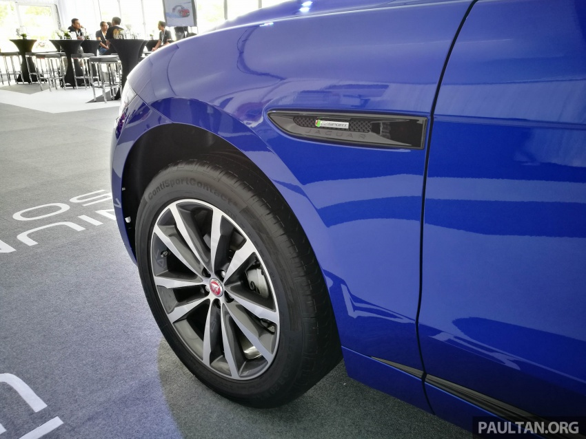 Jaguar F-Pace 2.0L Ingenium in M'sia, under RM500k Image #792326